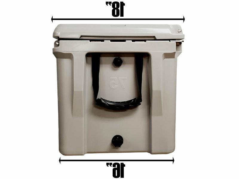 Fatboy 75 QT Quart Roto Molded Cooler