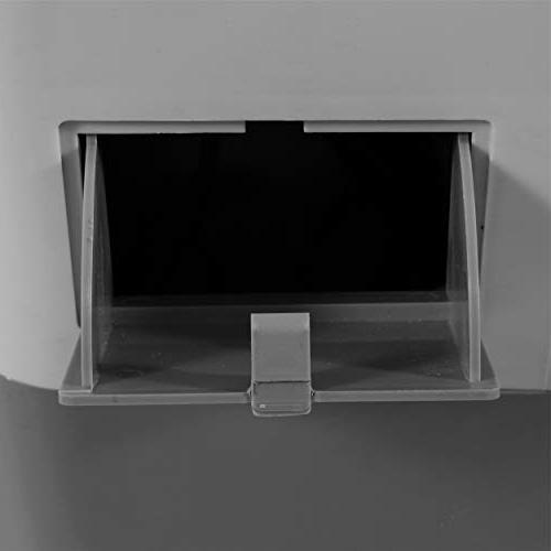Hessaire Products MC18M Mobile Evaporative Gray