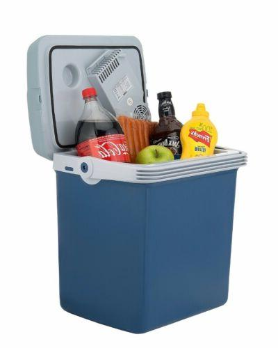 Knox Electric Cooler and Warmer for Car and Home with Automa