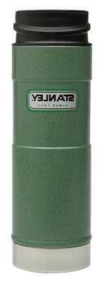 Stanley Classic One Hand Vacuum Mug 16oz/473 mL - Hammertone