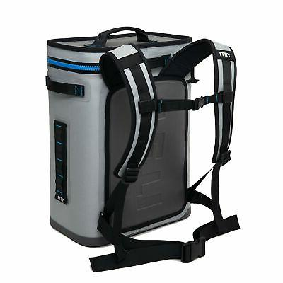 Yeti Hooper Backflip 24 Backpack Cooler Fog Gray