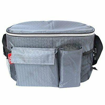 adult lunch box food cooler bag waterproof