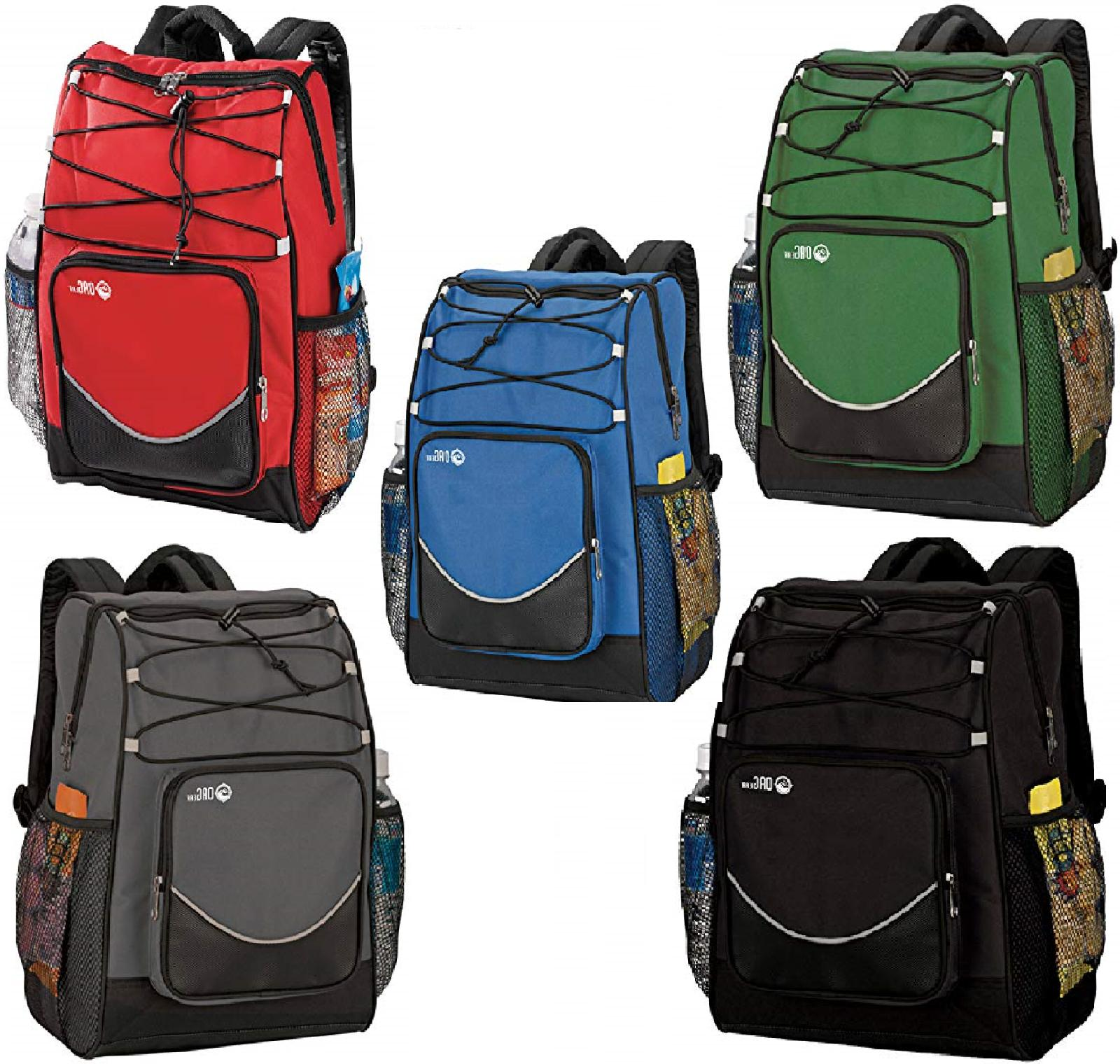 Backpack Cooler Bag Food Cool Insulated