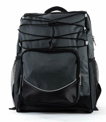 OAGear Backpack Cooler Grey Keep Food Cool