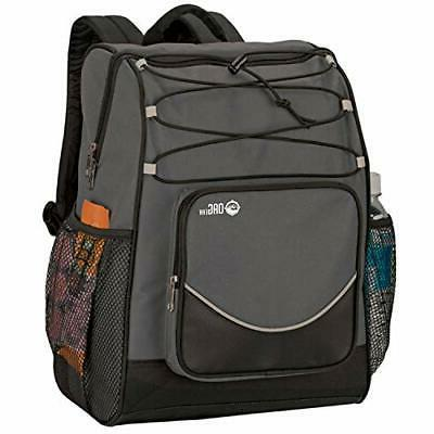 backpack 20 can cooler grey outdoor camping