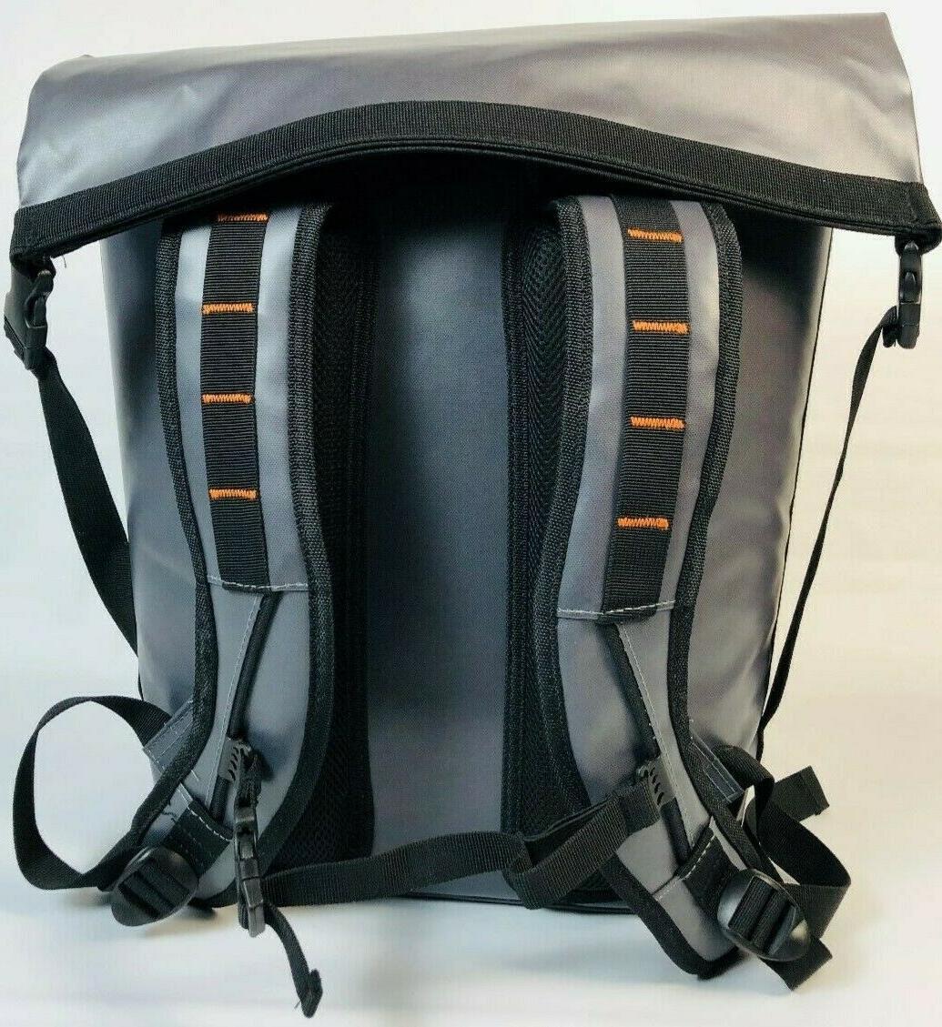 BACKPACK COOLER Trail Cans + Ice shoulder straps NEW SHIP