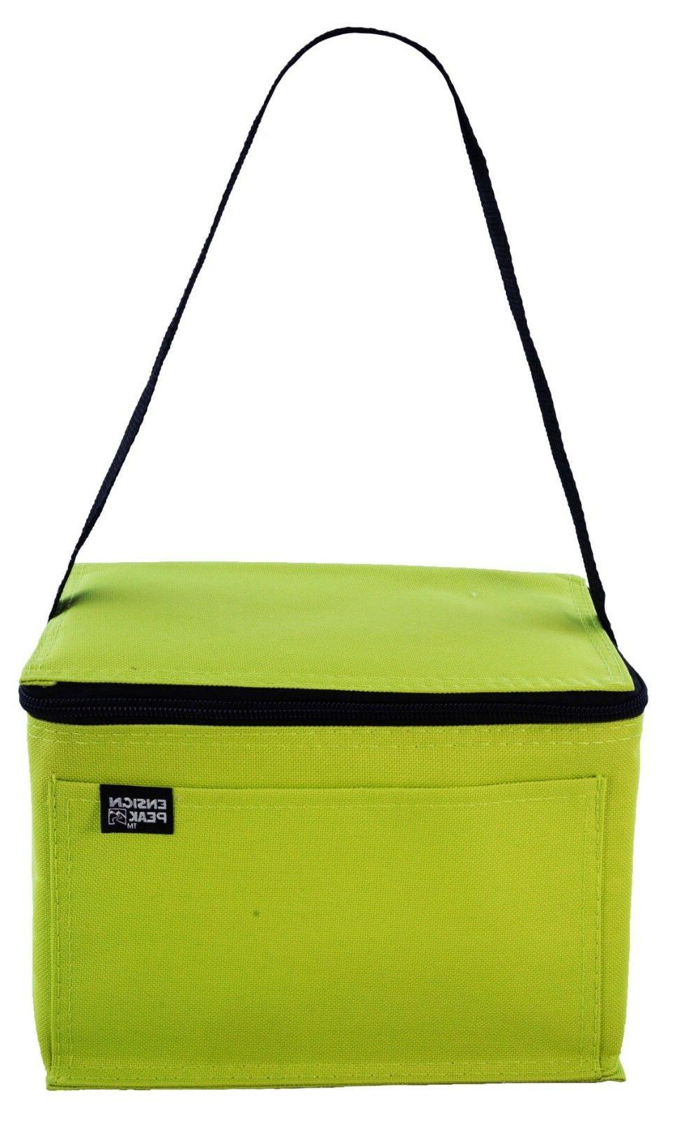 Ensign Basic 6-can Insulated Cooler with Proof