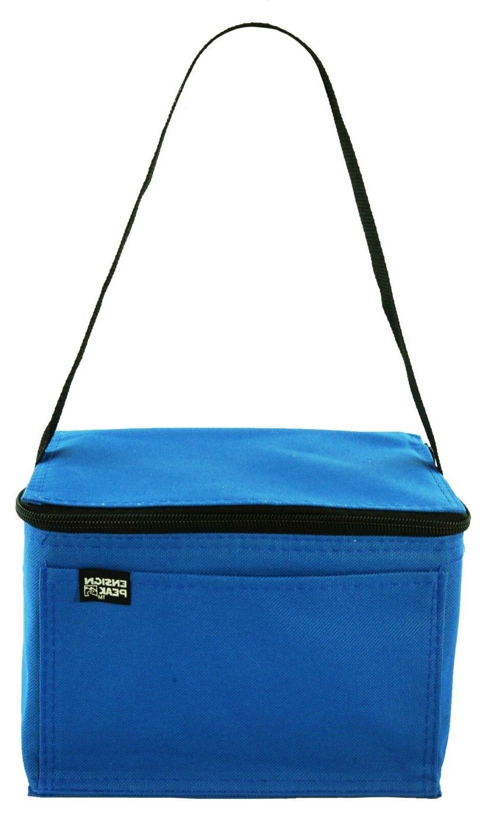 Ensign Peak 6-can Insulated Cooler with Leak Proof Lining