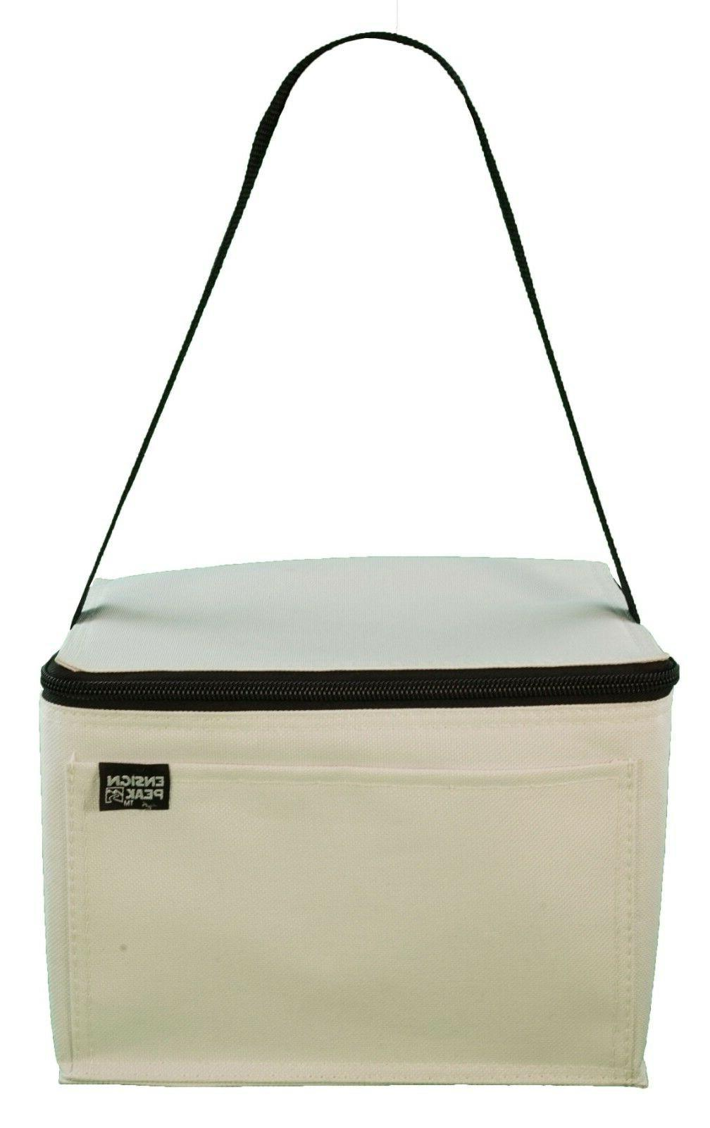 Ensign Peak Basic 6-can Insulated Cooler Proof