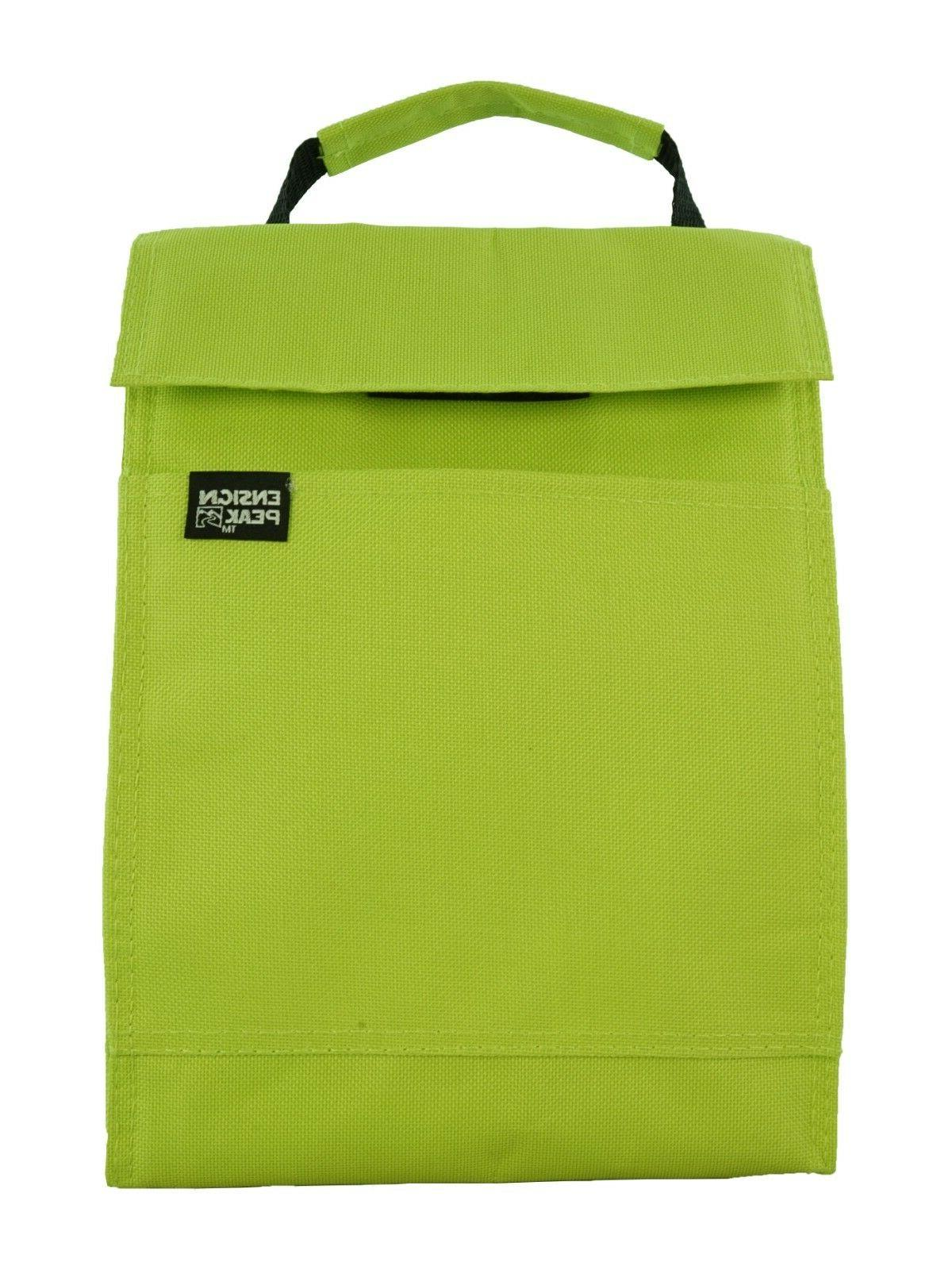 Ensign Basic Insulated Tote Work