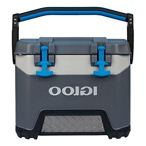 Igloo BMX Quart Cooler - Gray/Carbonite Blue