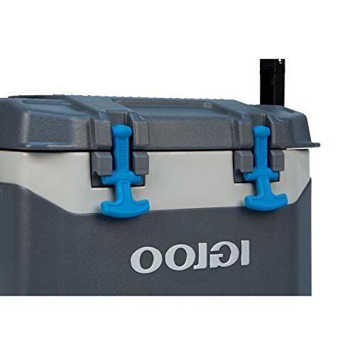 Igloo BMX 25 Cooler Carbonite Blue