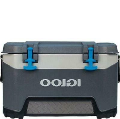 Igloo Cooler Chest Grey Blue