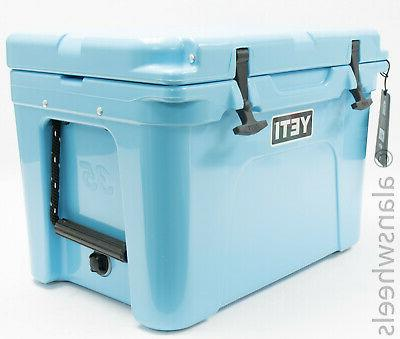BRAND NEW Tundra 35 Cooler Reef Blue Free Shipping. YT35RB