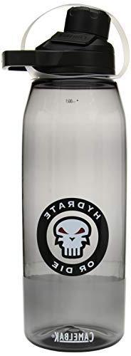 CamelBak Chute  Water Bottle , 1.5L, Charcoal