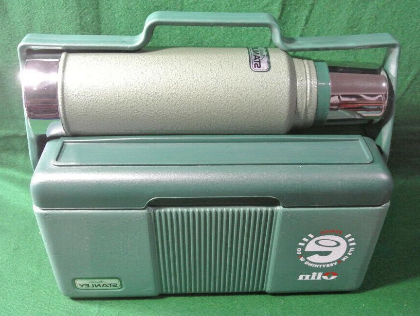 Stanley Classic Box Cooler set w/ Olin NEW