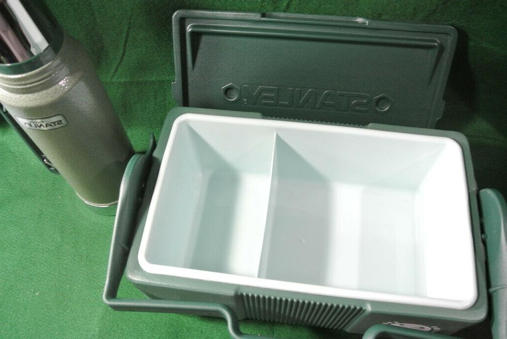Stanley Insulated Box Cooler w/ Olin advertising