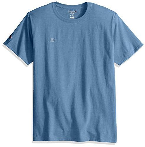 classic jersey tee swiss blue