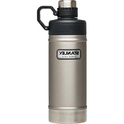 classic vacuum water bottle stainless