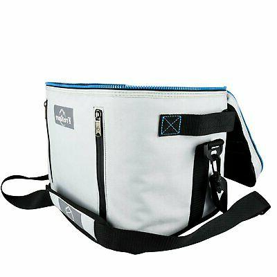 Collapsible Large Portable Insulated Folding Compartment Thermal B