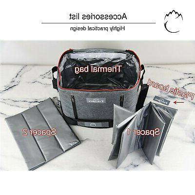 Collapsible Travel Insulated Thermal B
