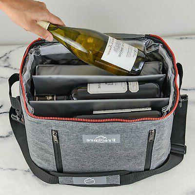 Collapsible Travel Portable Insulated Thermal B