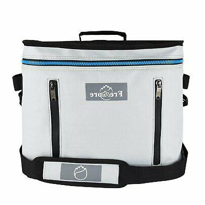 collapsible travel large portable insulated folding cooler
