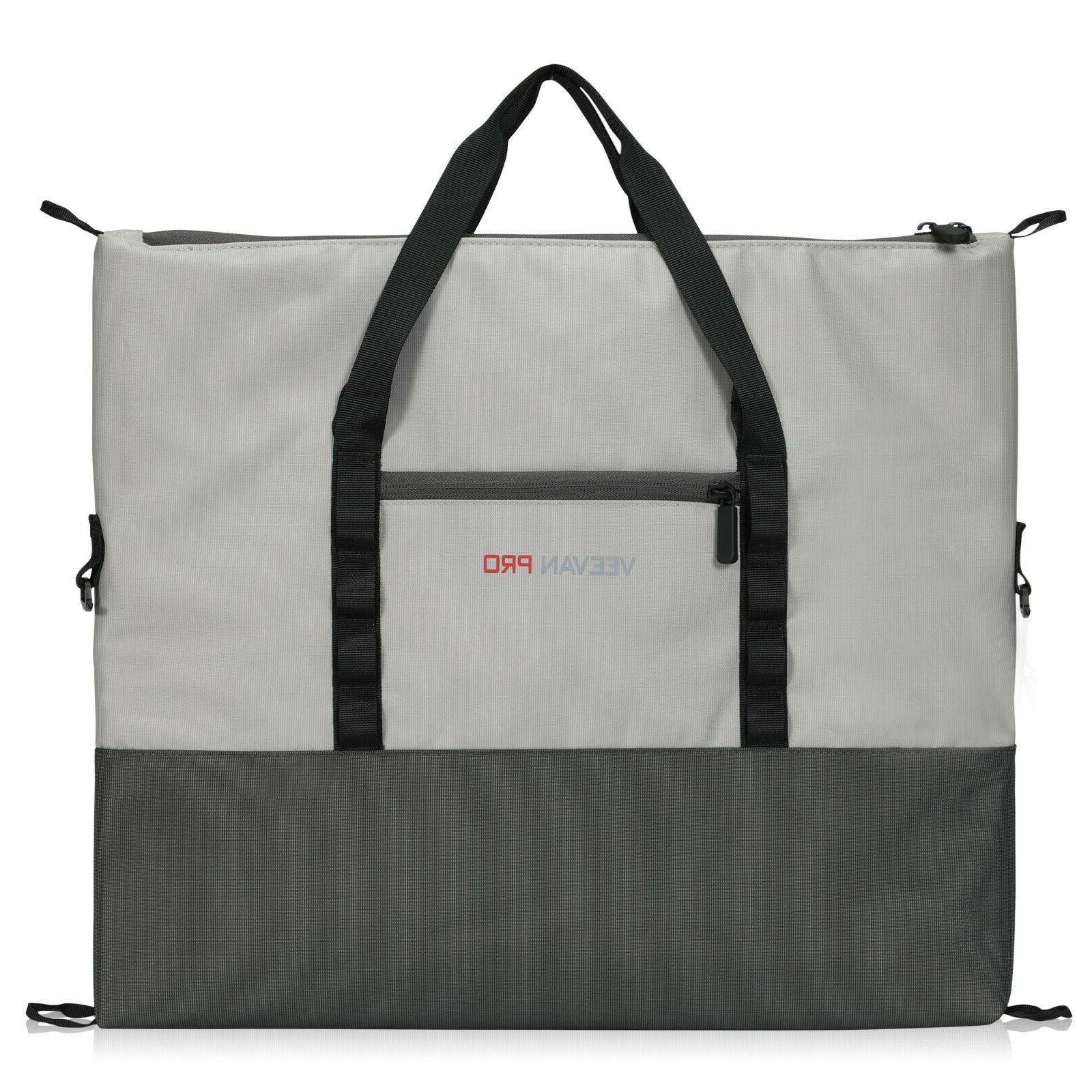 Veevanpro Convertible Insulated Tote 19L Picnic Bag 30