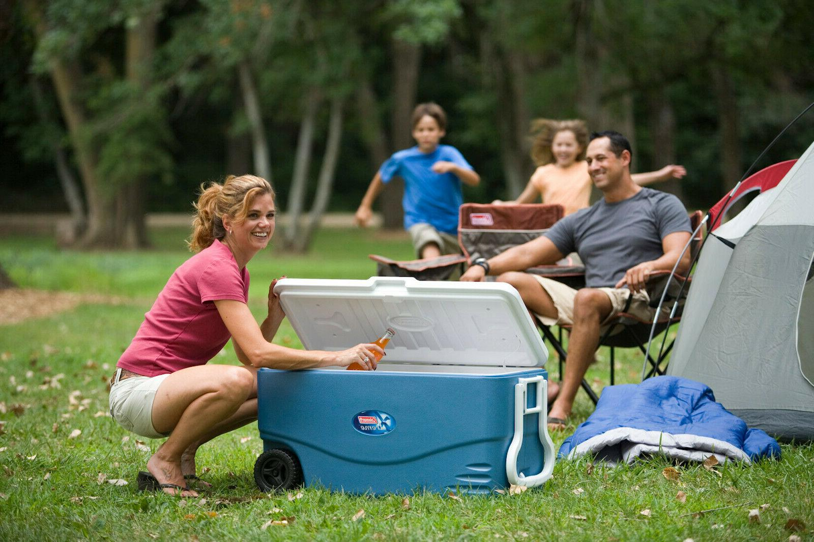 COOLER 100 LARGE Extreme Portable Outdoor Beach Camping