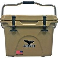 OrcaProducts Cooler 20 Quart Tan Insulated, Sold as 1 Each