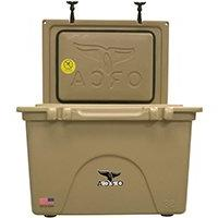 OrcaProducts Cooler 58 Quart Tan Insulated, Sold as 1 Each