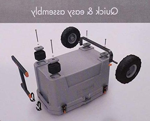 Ozark Cooler Wheel Kit