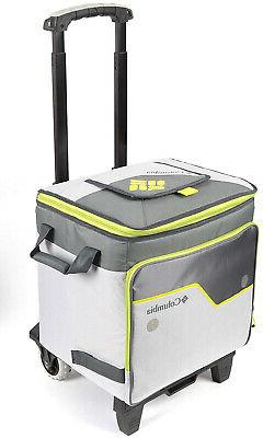 Columbia Crater Peak 50 Can Rolling Thermal Pack Cooler with