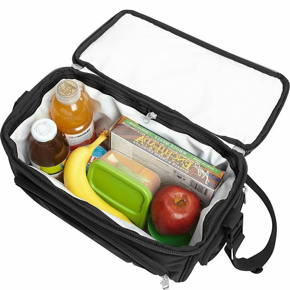 Crew Cooler Ii Lunch Strap Sided Picnic Work