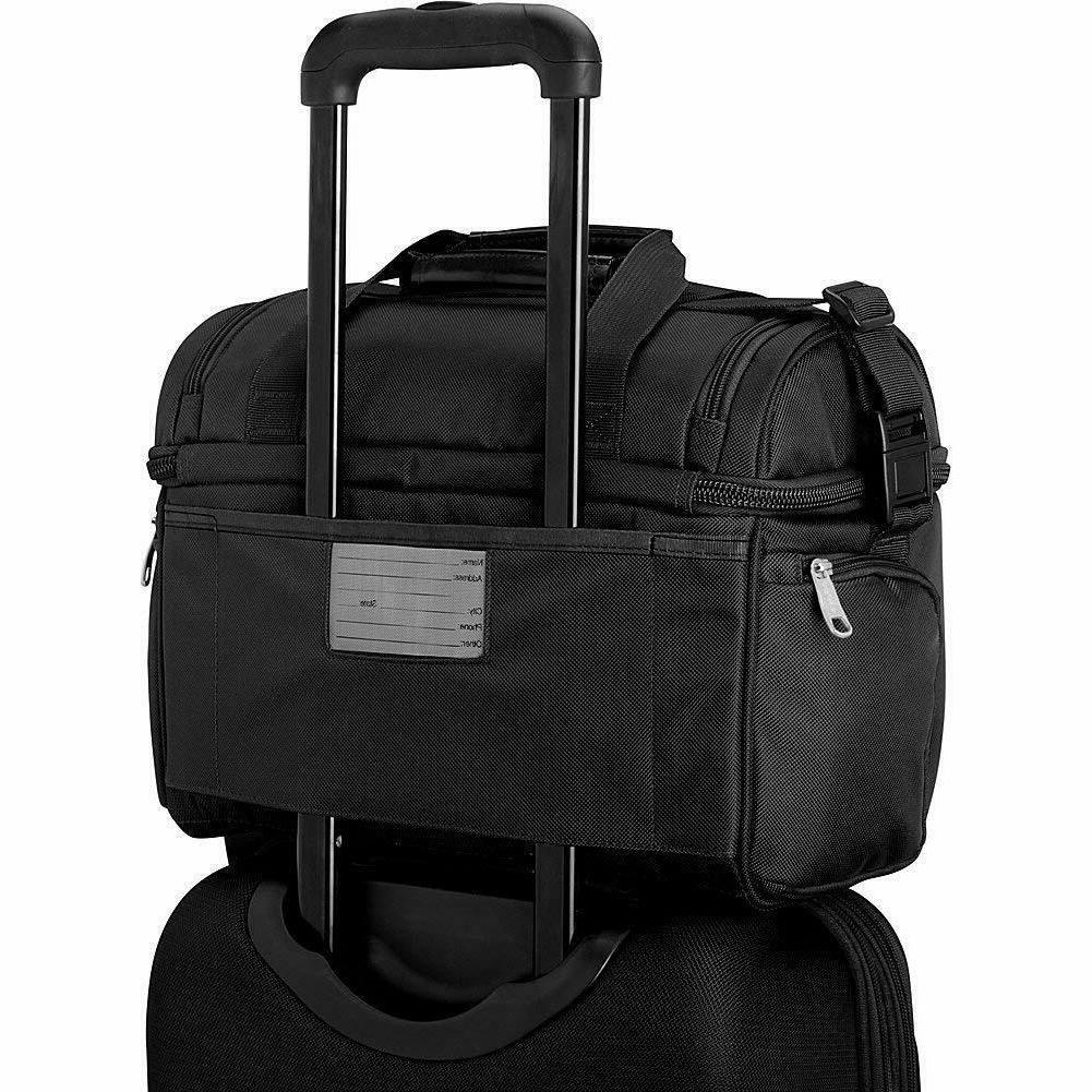 Crew Cooler Lunch Box W Shoulder Strap Soft Bag Picnic