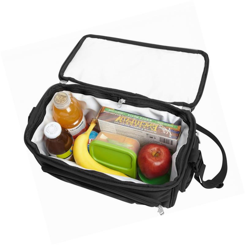 eBags Cooler Soft Sided Lunch Box For Work, Travel