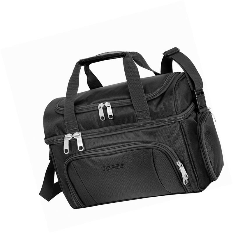 crew cooler ii soft sided insulated lunch