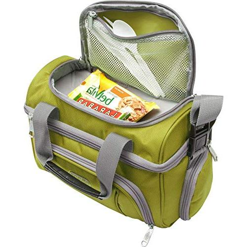 - Sided Lunchbox For Travel &
