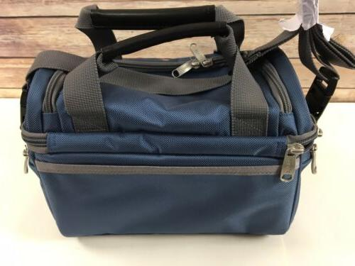 Ebags Blue Shoulder Insulated Travel