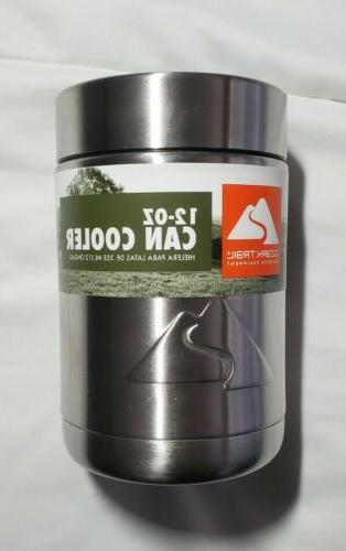 Ozark Trail 12 Ounce Double Wall Vacuum Insulated Can Cooler