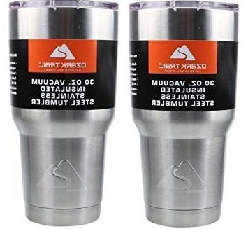 doublewall insulated stainless steel tumblers
