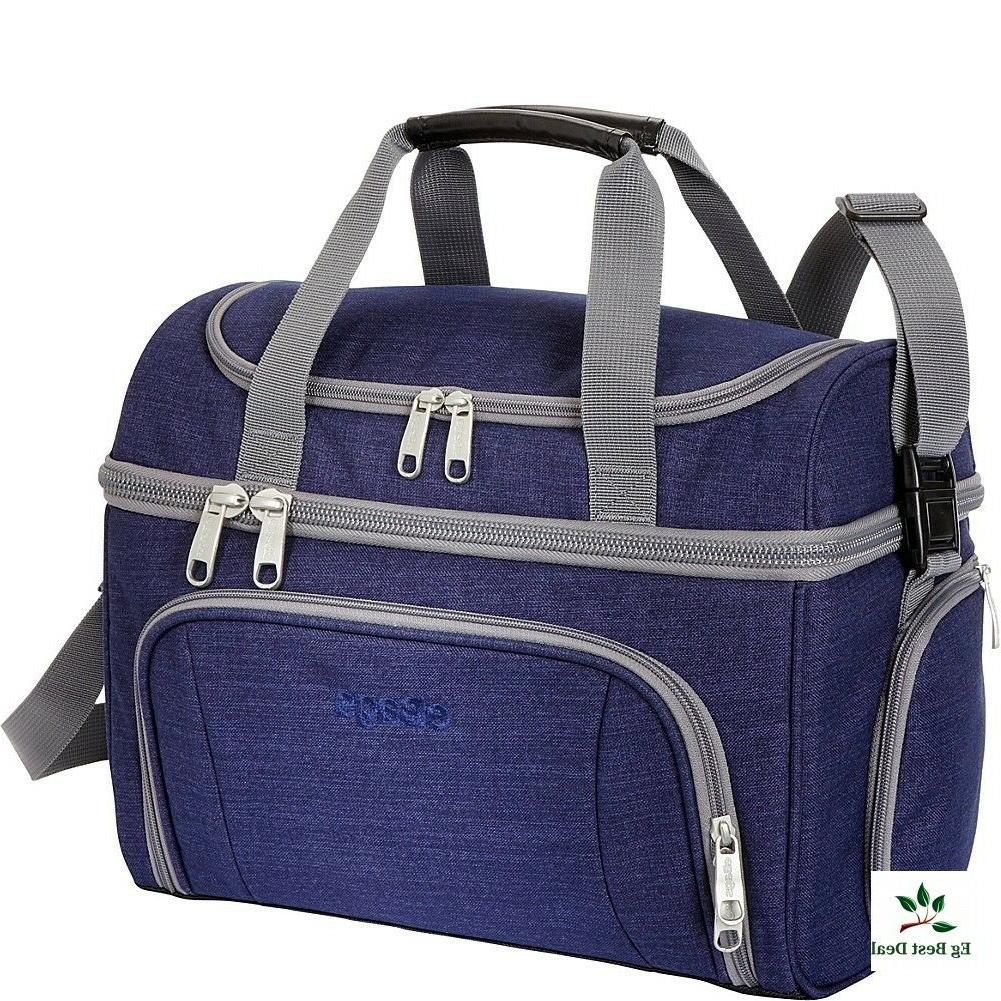 ebag crew cooler ii lunch bag pilot