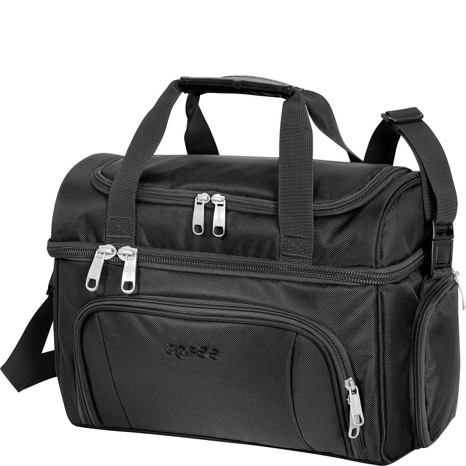eBag Crew Cooler II Lunch Bag Weekend Women Men Black