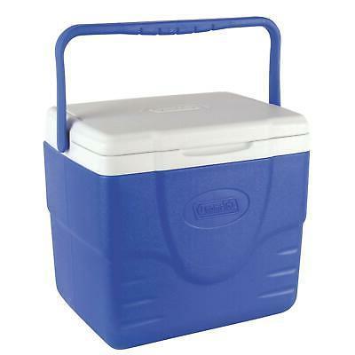 excursion portable cooler 9 quart blue