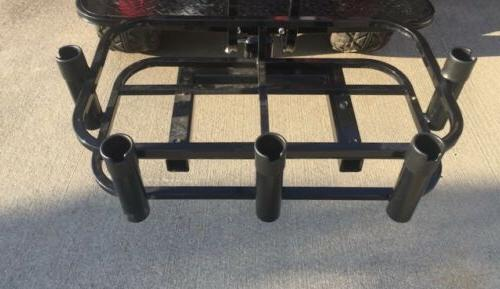 Golf Cart Rod Hitch