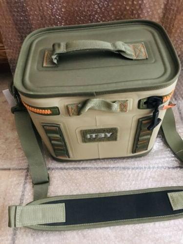 YETI Flip Portable Cooler, Orange BRAND NEW