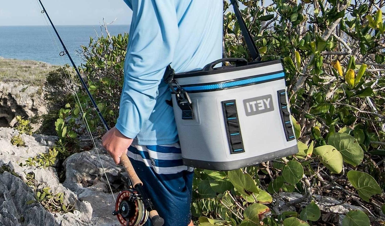 YETI Hopper Flip 8 Portable Fog Ice Box Water Durable