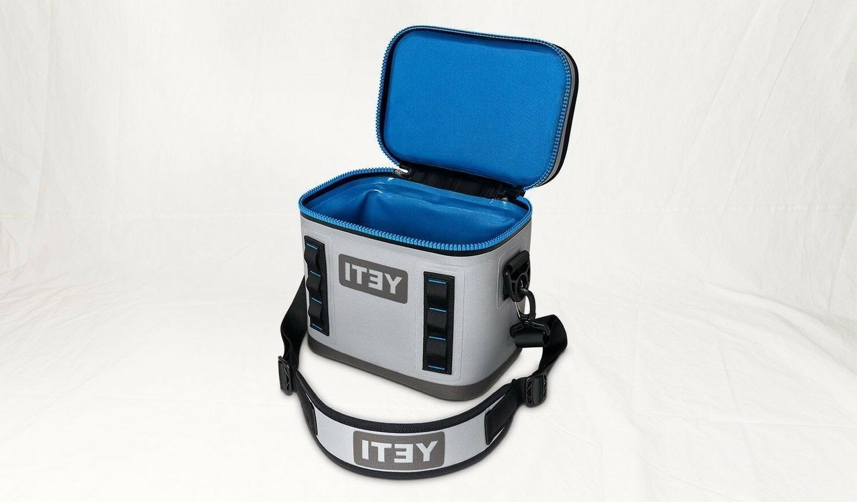 YETI Portable Gray Ice Beach Water