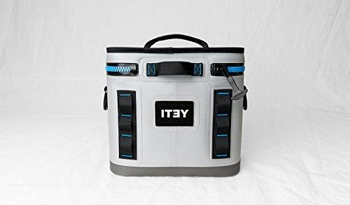 YETI Hopper Flip Portable Fog Gray