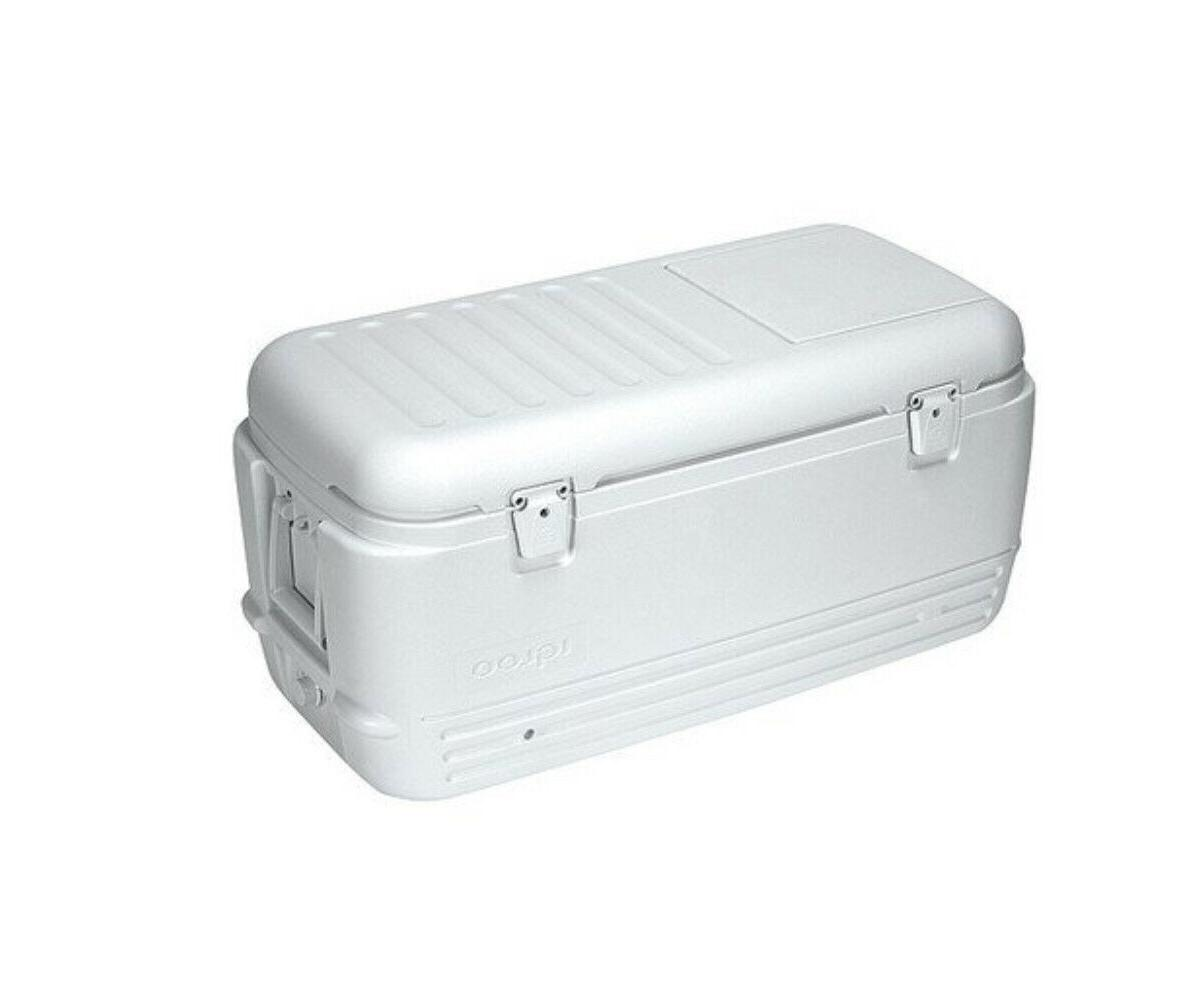 Igloo Ice Chest Cooler 100 Quart Travel Box Camping Fishing